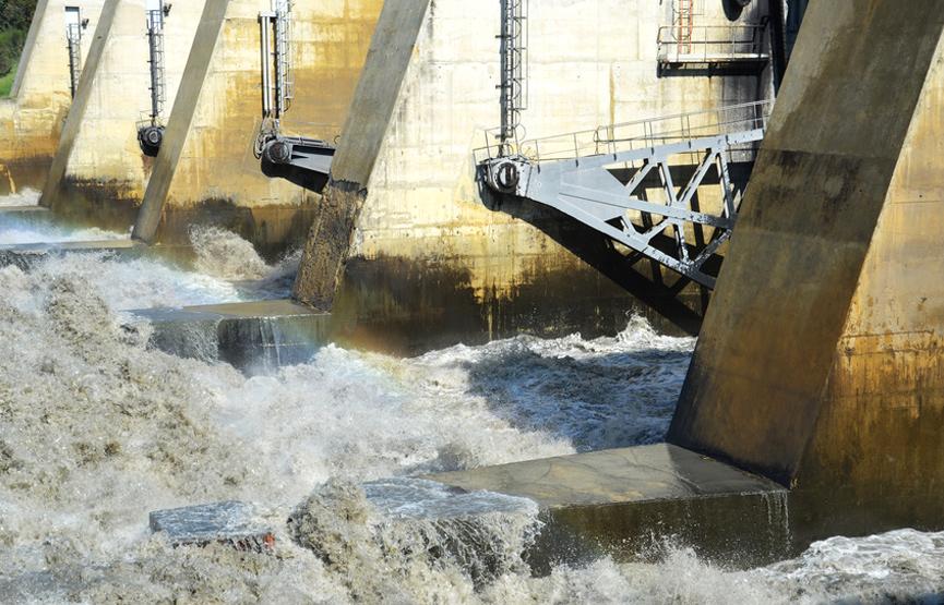 Paliers lisses autolubrifiants pour construction hydraulique