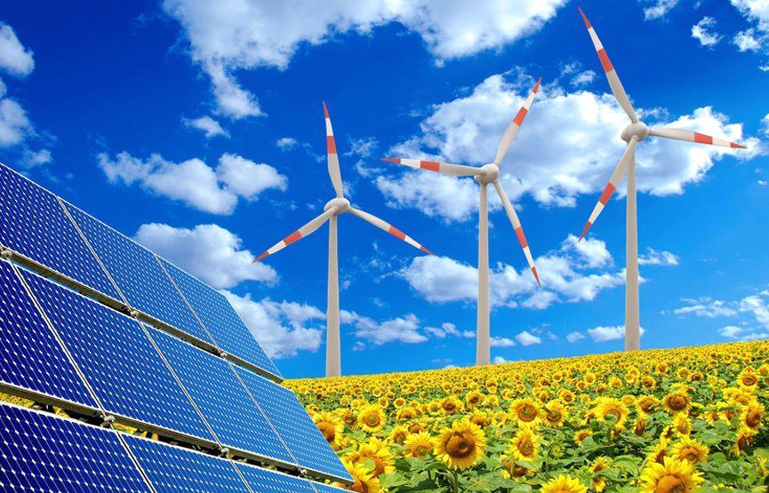 Paliers lisses pour éoliennes, panneaux solaires