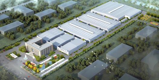 CSB Bearings Chine, bureau et unité de production