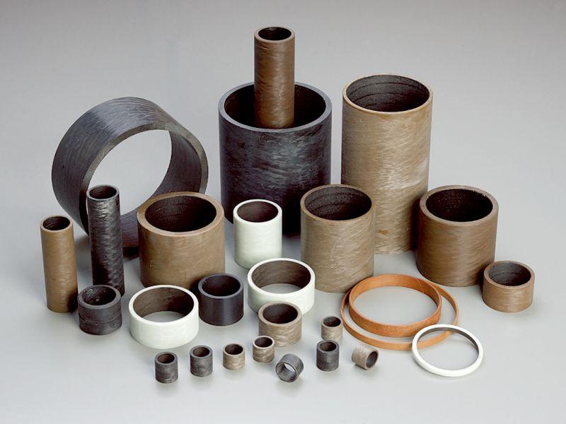 palier lisse enroulement filamentaire