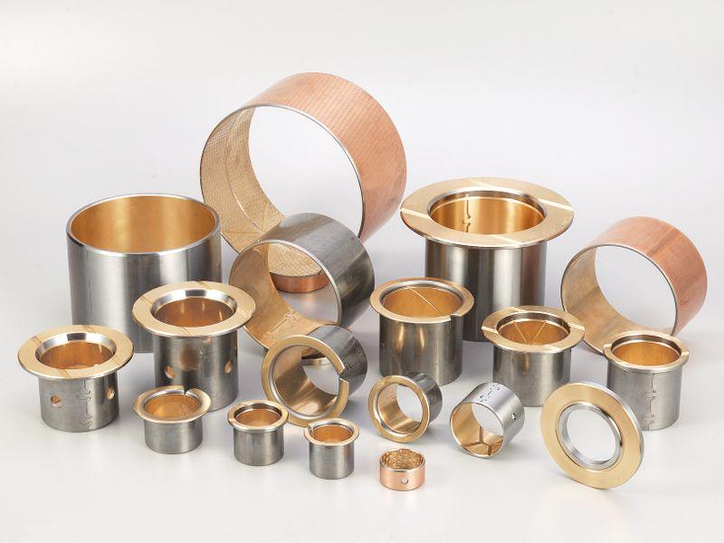 Palier lisse metallique CSB
