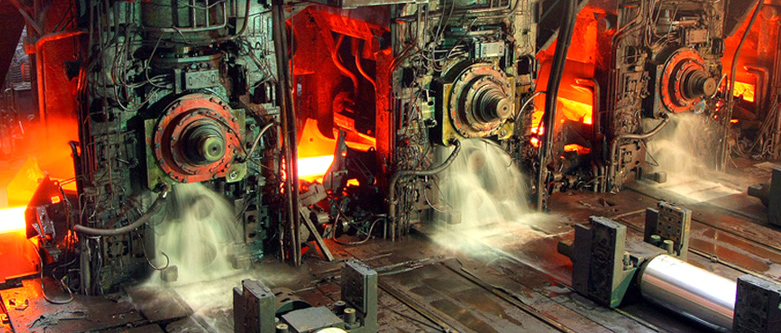 Paliers lisses autolubrifiants pour la sidérurgies