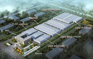 Unité de production CSB Bearings